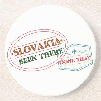 Slowakei dort getan dem sandstein untersetzer