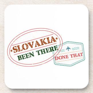 Slowakei dort getan dem untersetzer