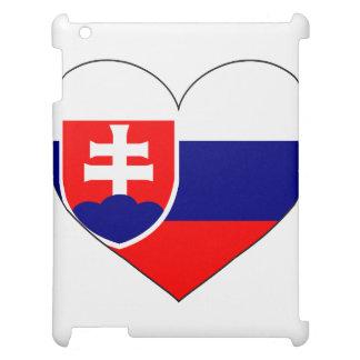 Slowakei-Flagge einfach iPad Hüllen