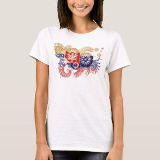 Slowakei-Flagge T-Shirt