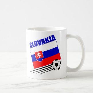 Slowakei-Fußball-Team Kaffeetasse