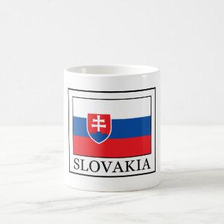 Slowakei Kaffeetasse