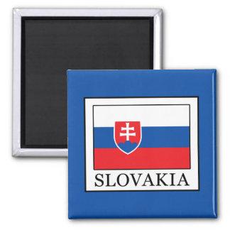 Slowakei Quadratischer Magnet