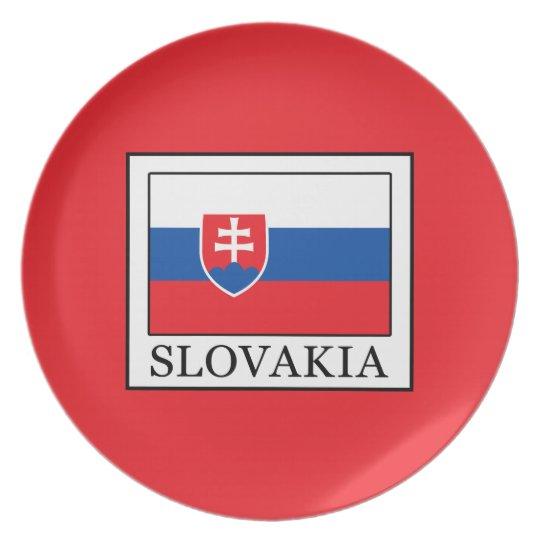 Slowakei Teller