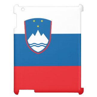 Slowenien-Flagge Hülle Für iPad