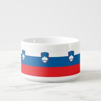 Slowenien-Flagge Kleine Suppentasse
