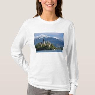 Slowenien, geblutet, See geblutet, ausgeblutete T-Shirt