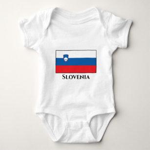 Frohe Weihnachten Slowenisch.Slowenisch Babykleidung Zazzle De