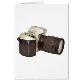 SLR-Kamera Karte