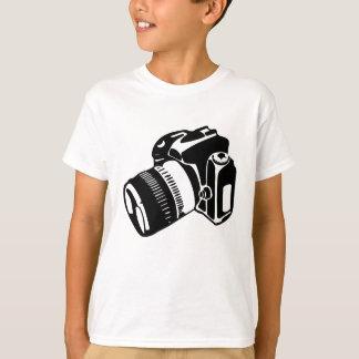 SLR-Kamera - Kindert-stück (Licht) T-Shirt
