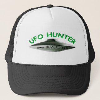 SLVUFO - UFO-Jäger-Hut Truckerkappe