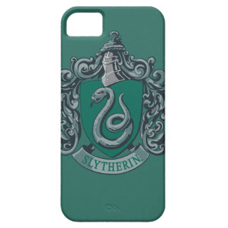 Slytherin Haus-Wappen iPhone 5 Hülle