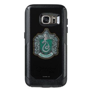 Slytherin Wappen 2 OtterBox Samsung Galaxy S7 Hülle