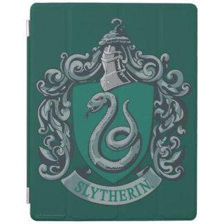 Slytherin Wappen-Grün iPad Hülle