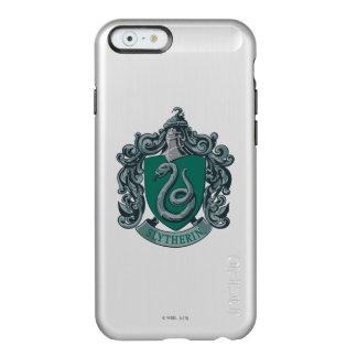 Slytherin Wappen-Grün Incipio Feather® Shine iPhone 6 Hülle