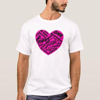 SMA Herz T-Shirt