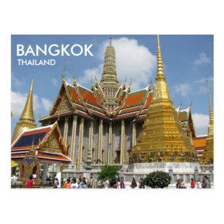 Smaragd Buddha Bangkoks Thailand Wat Phra Kaew Postkarte