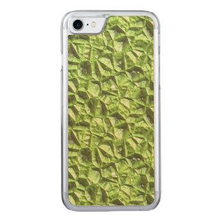 Smaragd Carved iPhone 8/7 Hülle