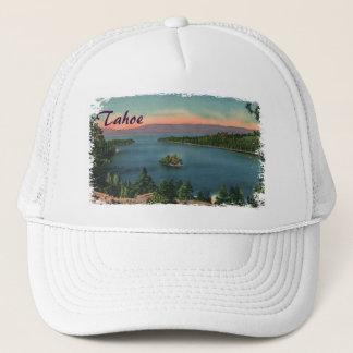 Smaragdbucht - Lake- Tahoehut Truckerkappe