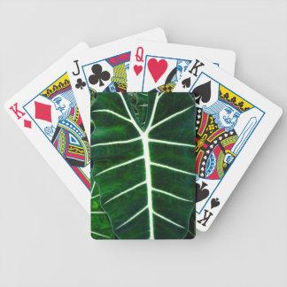 Smaragdelefant Bicycle Spielkarten