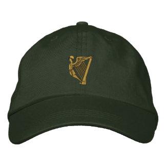 SmaragdGewerkschaft gestickter Hut