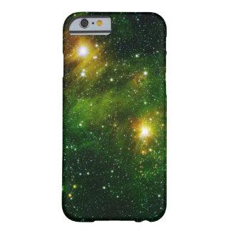 Smaragdnebelfleck Barely There iPhone 6 Hülle