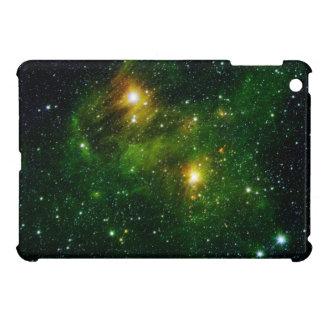 Smaragdnebelfleck iPad Mini Hülle