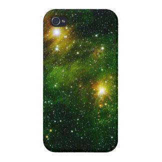 Smaragdnebelfleck iPhone 4/4S Hüllen
