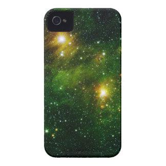 Smaragdnebelfleck iPhone 4 Hülle