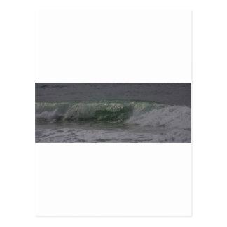 Smaragdoregon-Brandung Postkarten