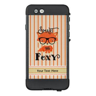 Smart UND Foxy-Streifen LifeProof NÜÜD iPhone 6 Hülle