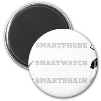 Smartbrain? Runder Magnet 5,7 Cm