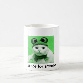 Smartekatten Krus bis kakao eller brus Kaffeetasse