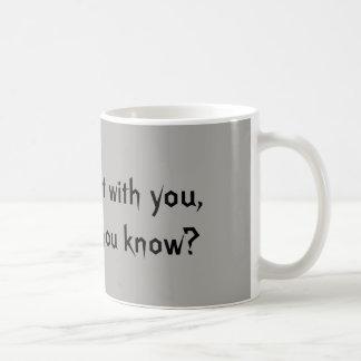 smartie Hosen Kaffeetasse