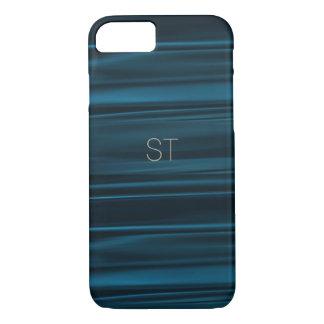 Smartphone-Fall in der Marine-Seide iPhone 8/7 Hülle