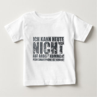 smartphone_krank_text2_dd_used.png baby t-shirt
