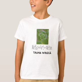 Smarturt-Shirt-Maths&ArtsisNature T-Shirt
