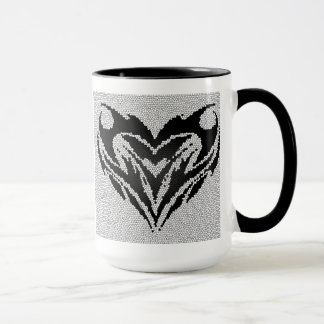 Smashstep Plattenen-Tasse Tasse