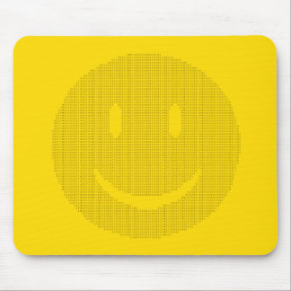 Smiley gemacht von den Smiley Mousepad
