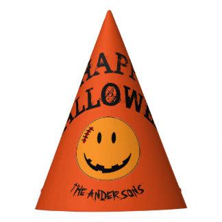 Smiley-Halloween-Art ID224 Partyhütchen