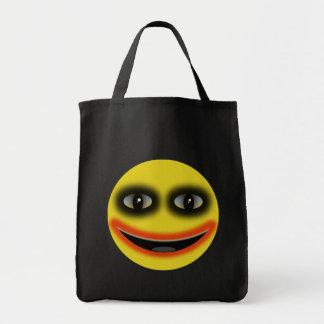 Smiley-Joker Obama Einkaufstasche