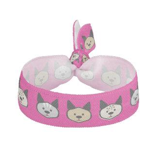 Smiley-Kätzchen Haarband