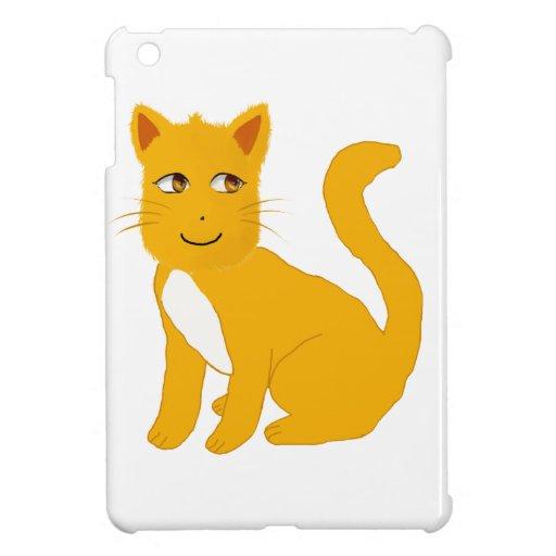Smiley-Katze Hülle Für iPad Mini