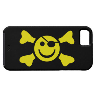 Smiley-Piratenflagge Etui Fürs iPhone 5