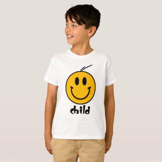 Smiley scherzt Familien-Paar-T - Shirt