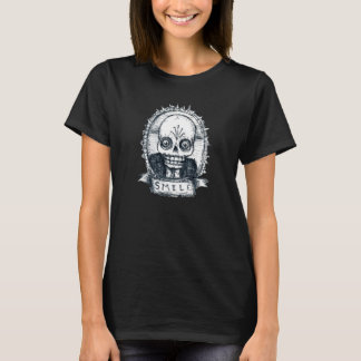 Smiley Skully Typ #1 T-Shirt