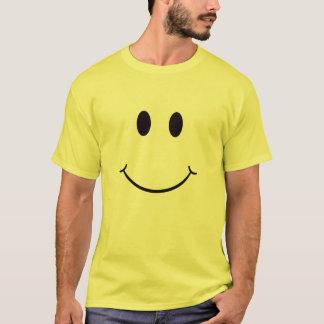 Smiley-T - Shirt - fertigen Sie besonders an -