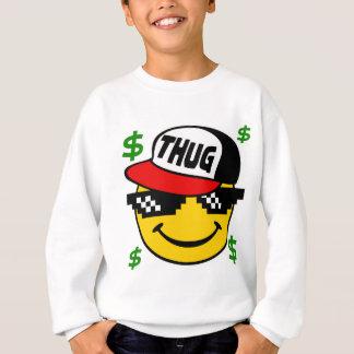 Smiley-VerbrecherEmoticon Sweatshirt