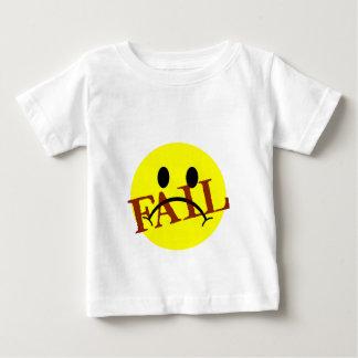 Smiley VERSAGEN Baby T-shirt