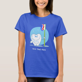 Smiley-Zahn (kundengerecht) T-Shirt